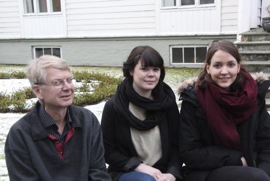 Anders Bærheim er professor, Trine Pernille Klokkerud er førstekonsulent som...