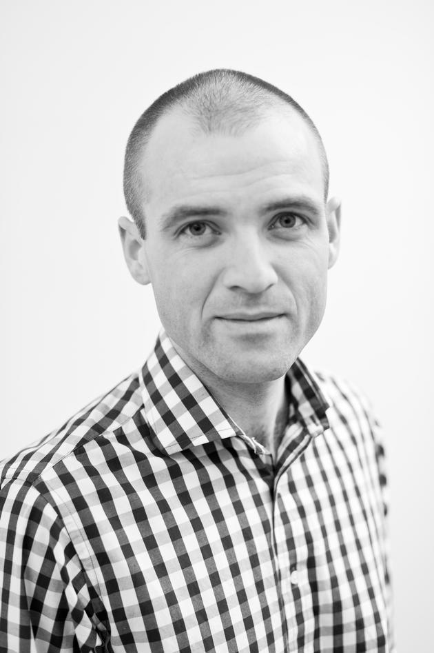 Portrettbilde Stian Knappskog