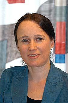 Ragna Aarli, visedekan ved Det juridiske fakultet.
