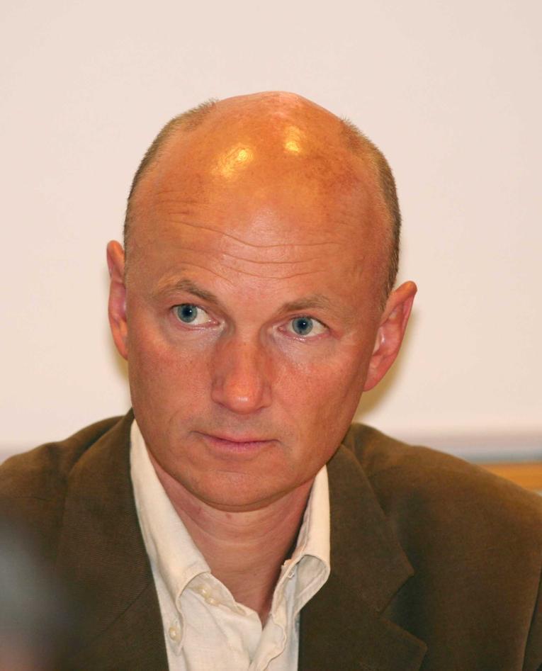 Trond Aarre, fagsjef i Helse Bergen.