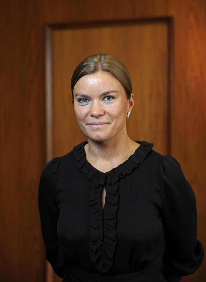 Ingvild Almås mottar Nils Klim-prisen 2013.