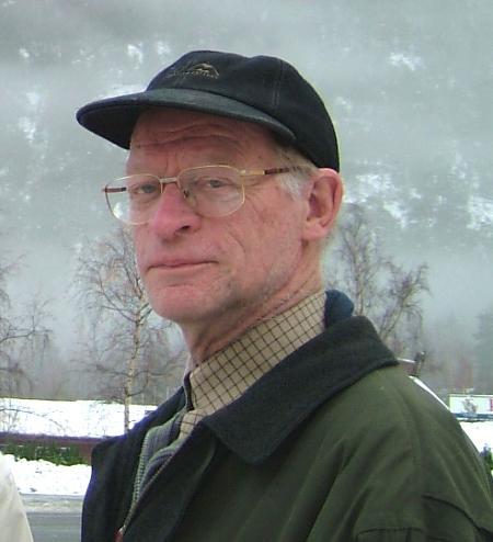 Professor emeritus Arild Holt-Jensen