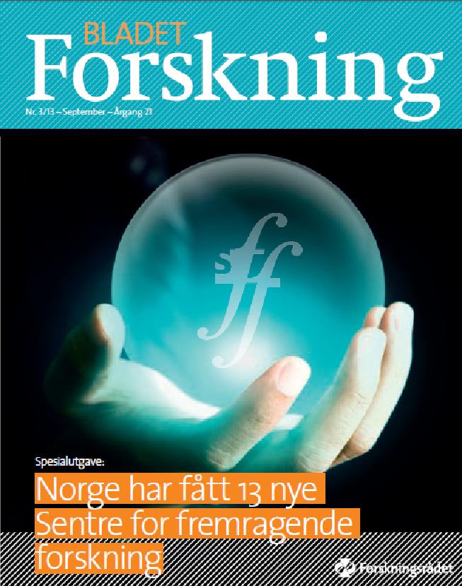 Bladet Forskning