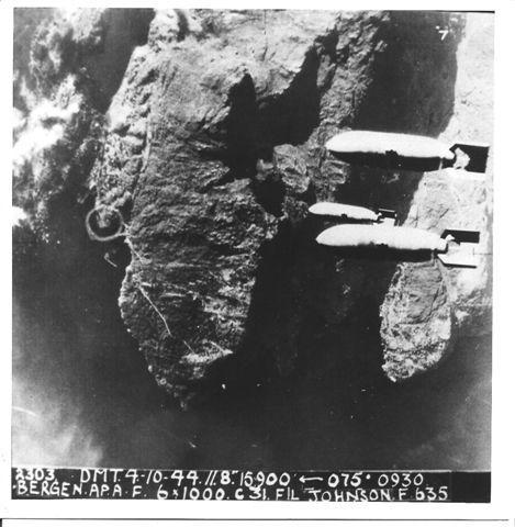 Bombingen av Laksevåg
