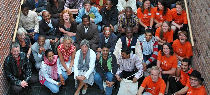 Bergen Summer Research School arrangeres i år for fjerde gang. Her et gruppebilde fra sommerskolen i 2008.