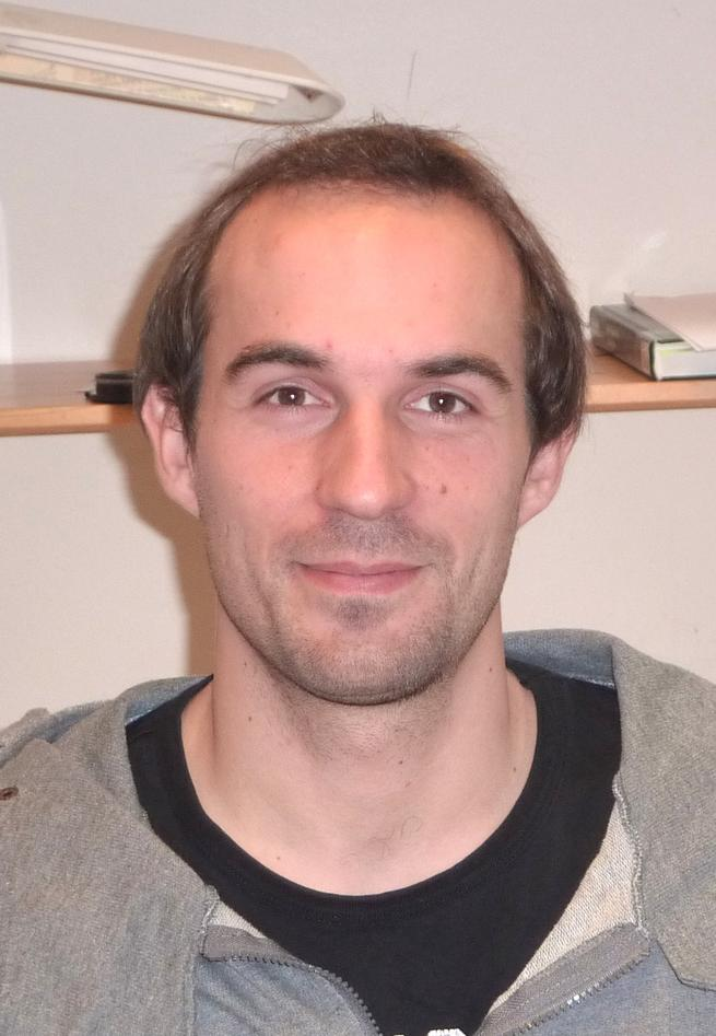 Christian Autenried, PhD student