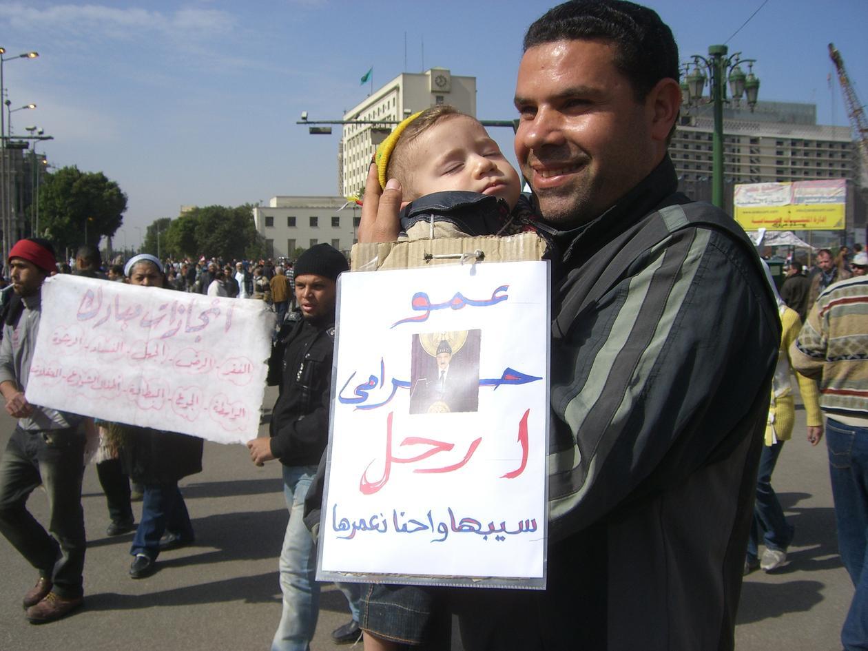I et Egypt der fedre og familieoverhoder gjerne har siste ord, ble det viktig...