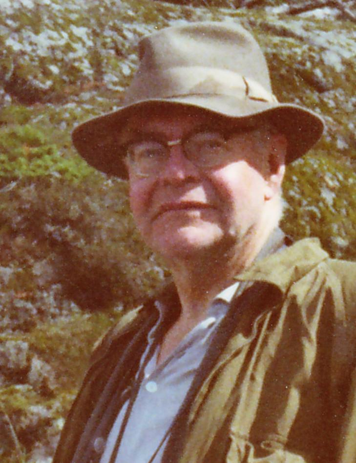 Professor C.L. Godske