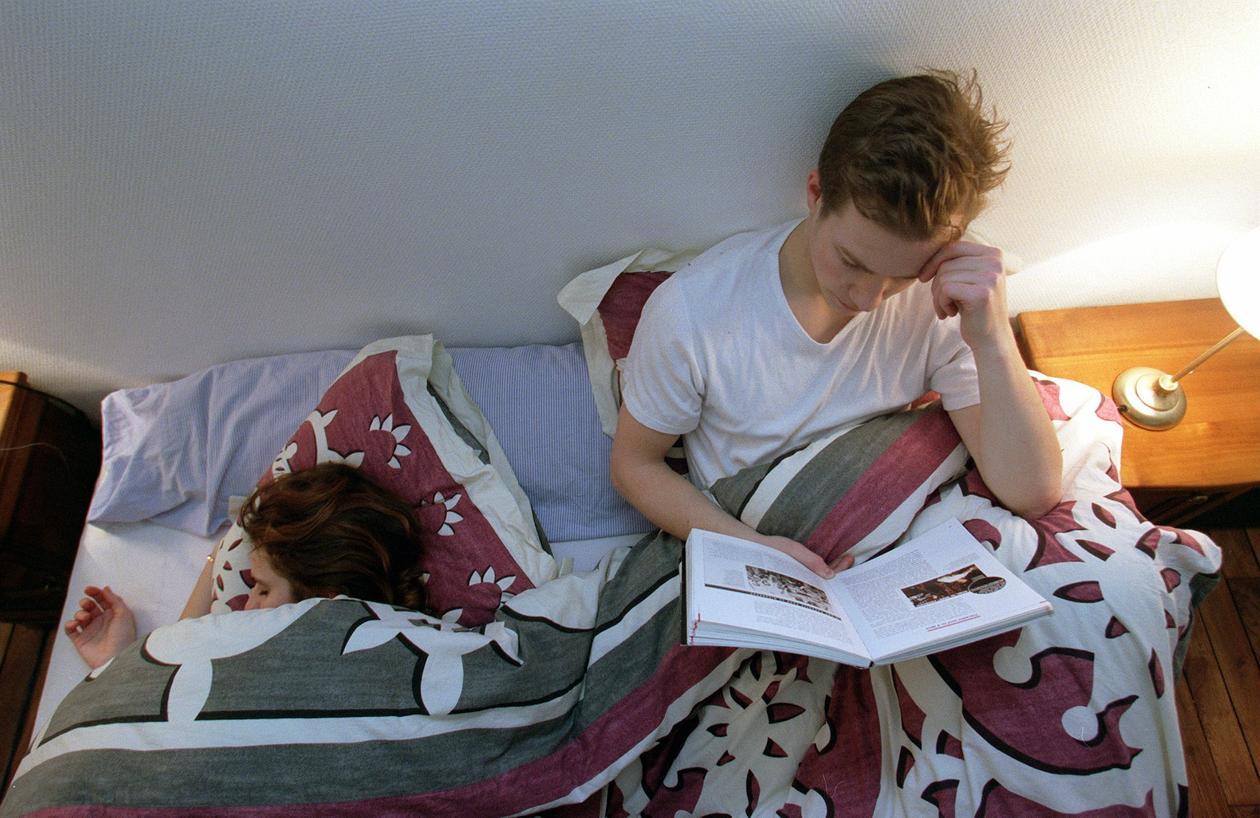 Illustrasjonsfoto brukt til saken Sleep problems cost billions fra Hubro...