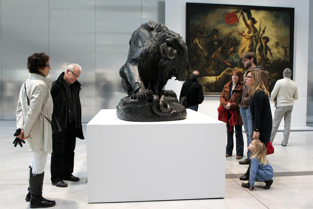 There's no accounting for taste. Or is scientific research about art...