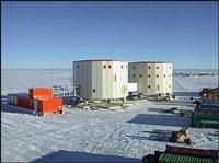Polar environment.