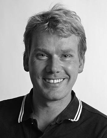 portrettfoto av mann (Espen Dahle)