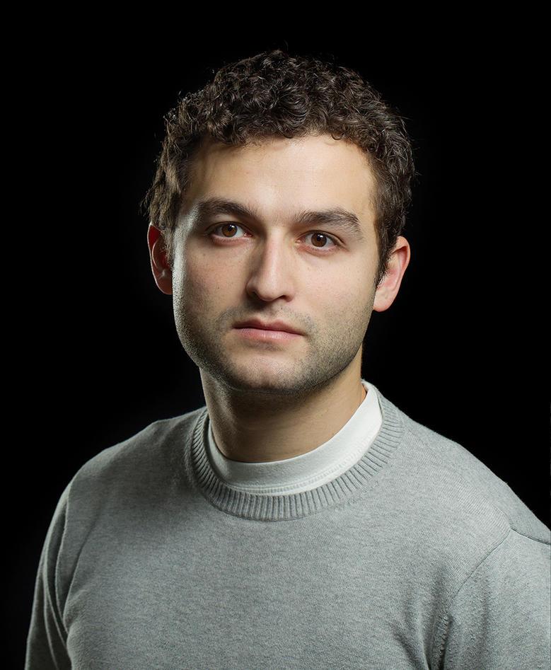 Bilde av forsker Daniel Lokshtanov brukt i sak fra Hubro 01/2013.