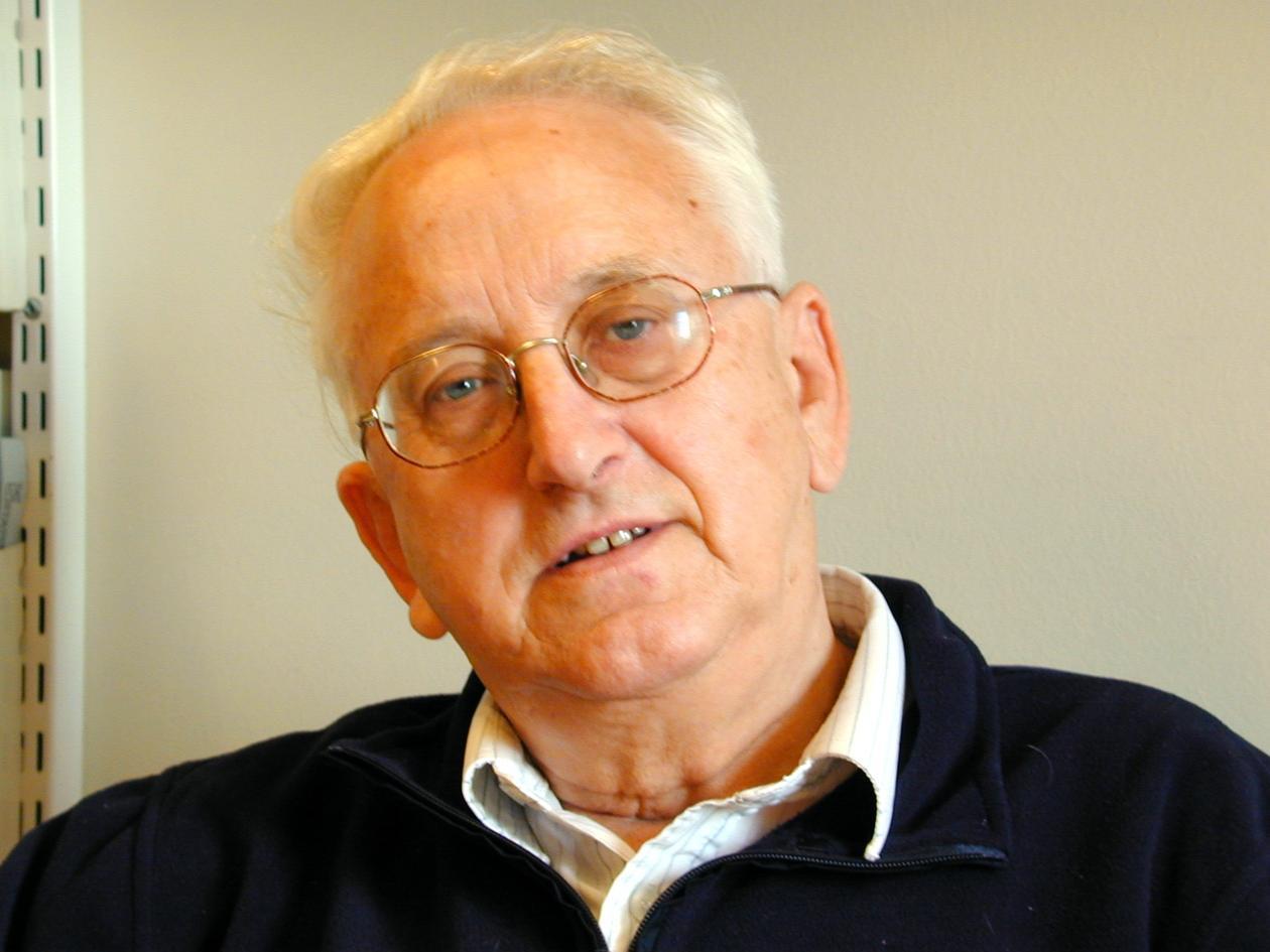 Knut Dahl Jacobsen