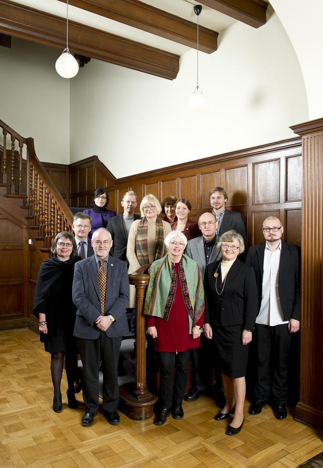 The University Board 2012 - 2013