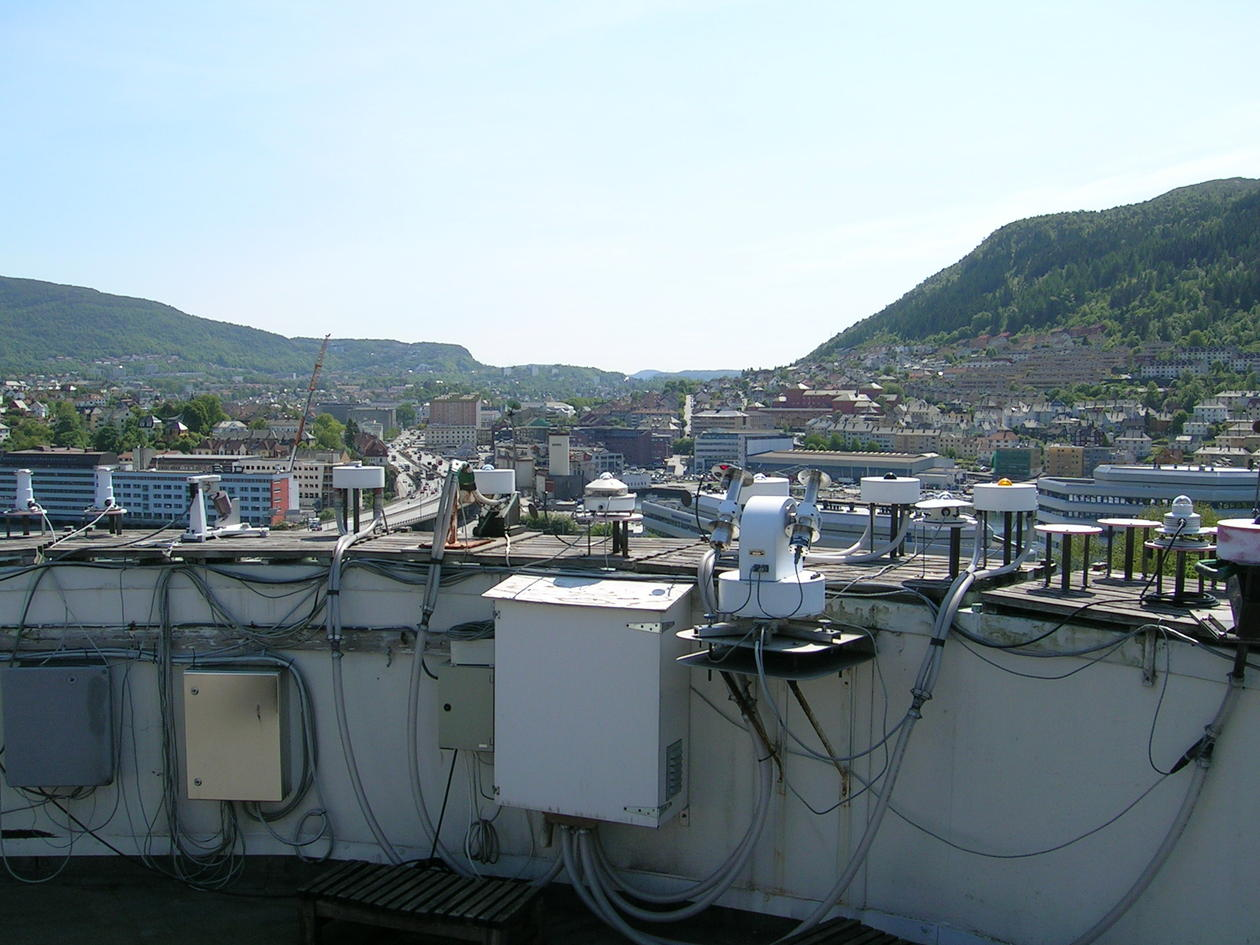 The Radiation Observatory at GFI