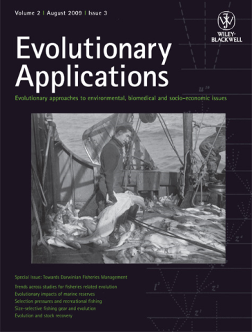 Special Issue: Toward Darwinian fisheries management