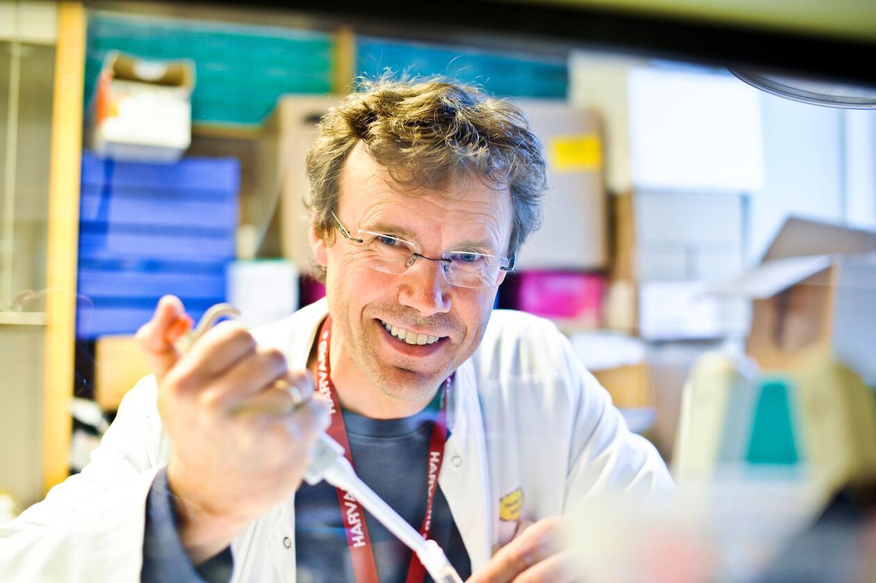 Pål Rasmus Njølastad, professor ved Klinisk institutt 2 og senterleiar for KG Jebsen senter for Diabetesforskning.