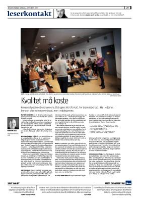 Faksimile av Bergens Tidende, 02.09.2012