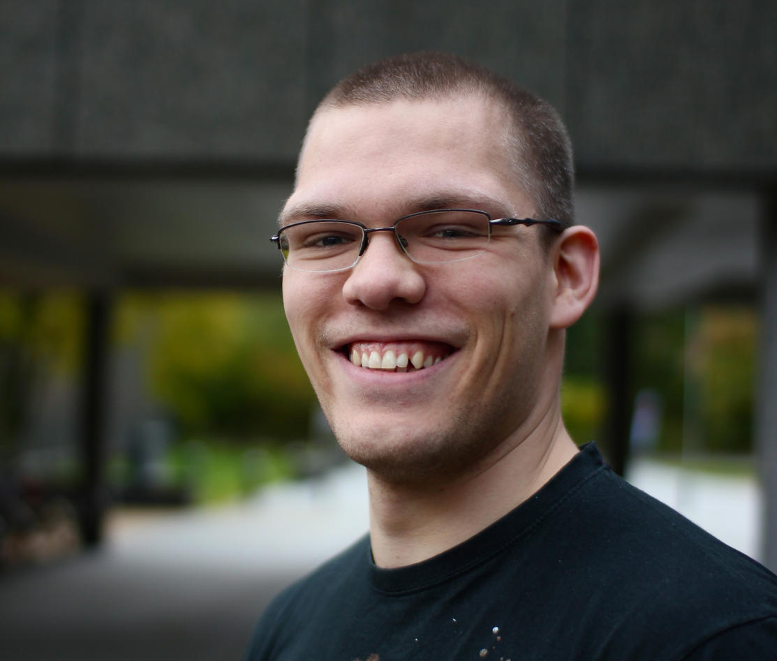 Joakim Farestveit, bachelorstudent midtøstenstudier, UiB.