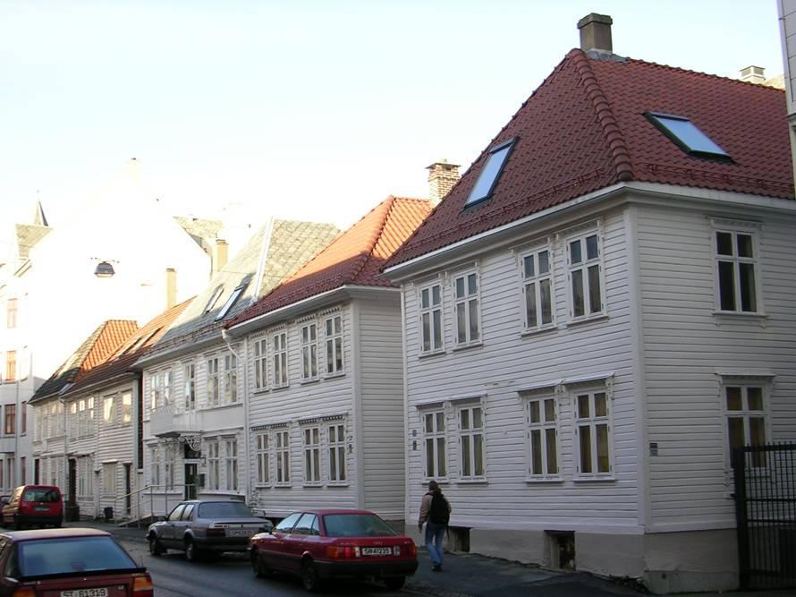 Hybler og leiligheter i Sydneshaugen 4,8,12,14