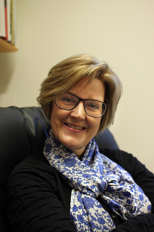 Anne Lise Fimreite er leiar for programkomitéen for Christiekonferansen 2011.