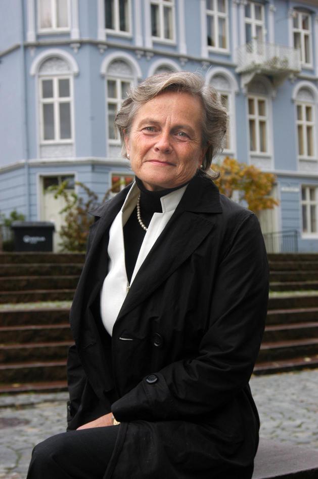 Kjersti Fløttum sluttar som leiar for BSRS etter 2011, men ser fram til å...