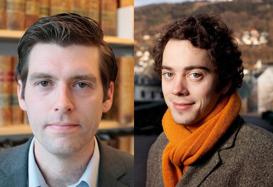 Jørn Jacobsen (t.h.) og Jan Martin Nordbotten er kåret til to av Norges mest...