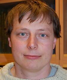 Gisle Andersen, styrekandidat for Gruppe B i valget 2009.
