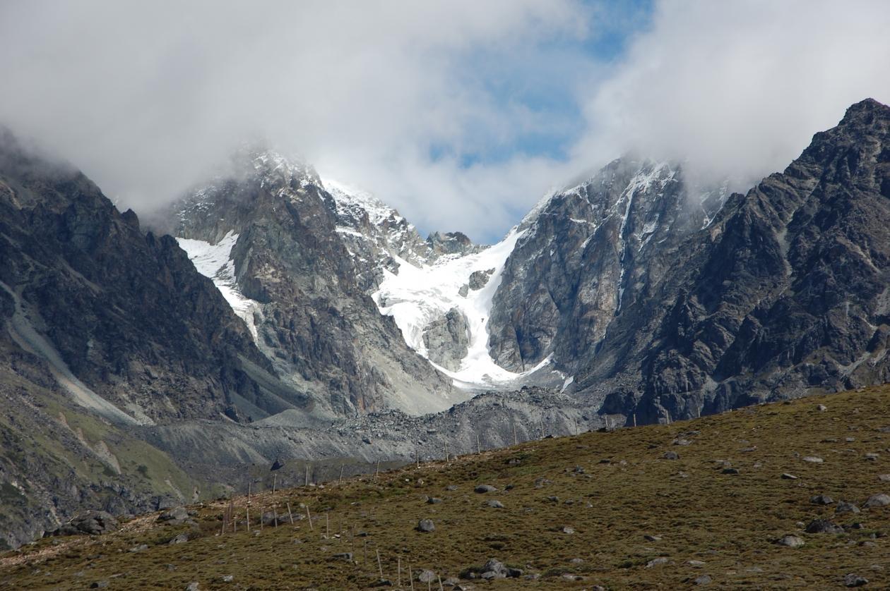 Gongga Mountains, China