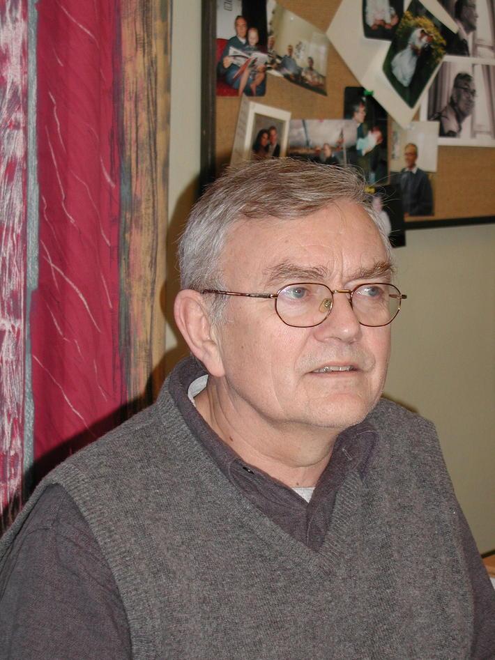 Sigbjørn Grønås, professor emeritus ved Geofysisk institutt
