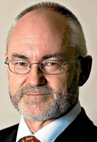Rektorkandidat Sigmund Grønmo