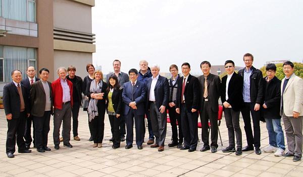 Group picture, ECNU