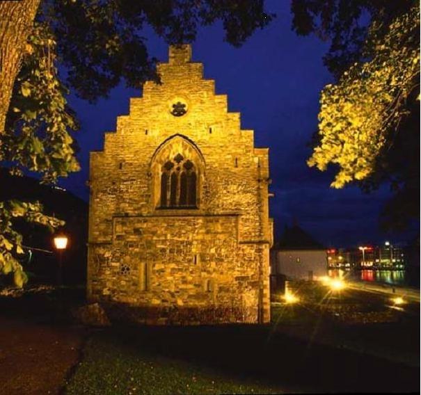 Håkonshallen vart reist for 750 år sidan, jubileumet startar denne veka.