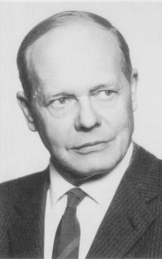Professor Håkon Mosby (1903 - 1989)