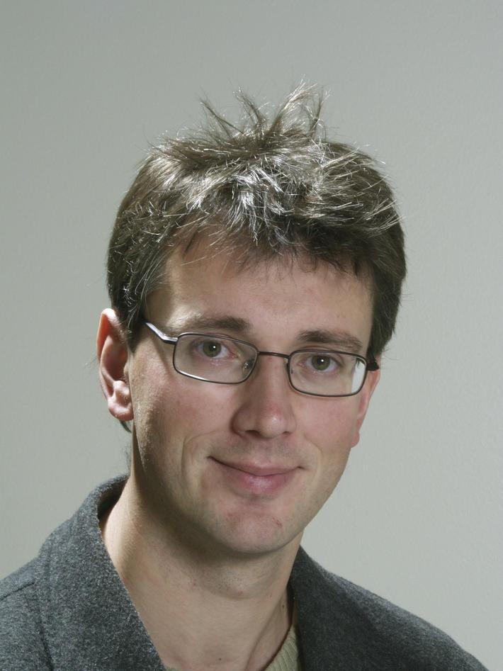 Helge Holgersen, førsteamanuensis ved Institutt for klinisk psykologi