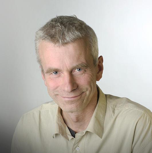 Professor ved Institutt for geovitenskap William Helland-Hansen, bilde brukt...
