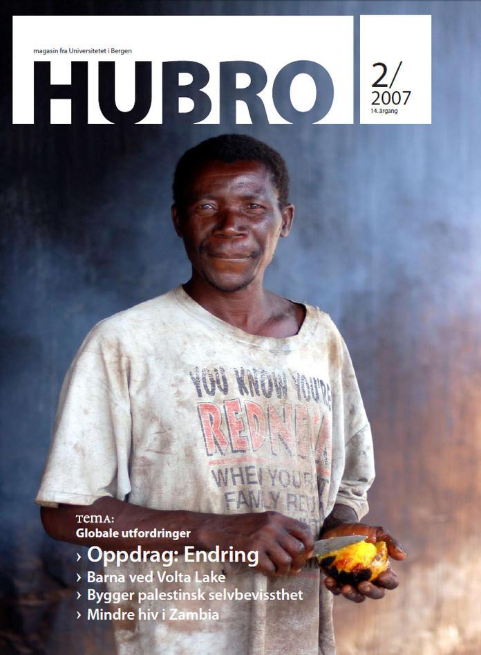 Hubro forsiden 2/2007