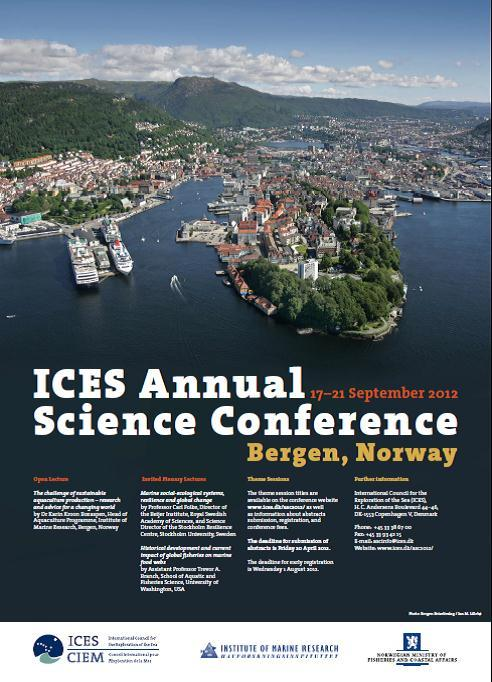 poster of the ASC in Bergen