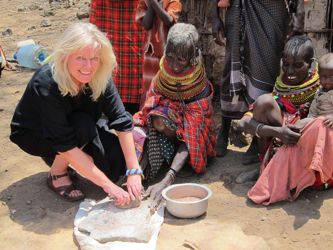 KAMP OM RESSURSER: Vigdis Broch-Dues forskning i Nord-Kenya de siste tiår har...