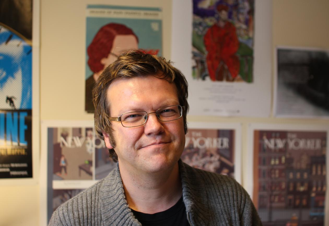 Postdoktor Øyvind Vågnes holder foredrag om Sacco på Studentsenteret tirsdag...