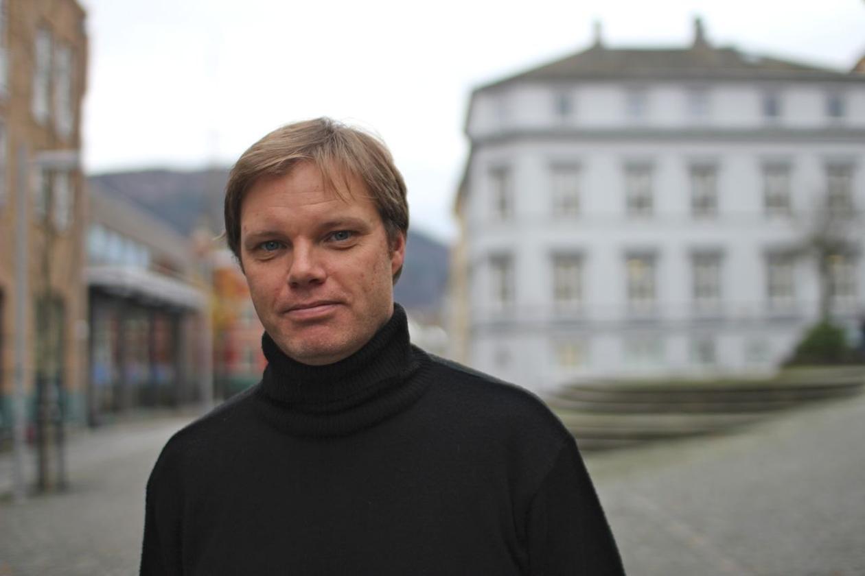 Asbjørn Grønstad kom fra landets første professorat i visuell kultur ved...