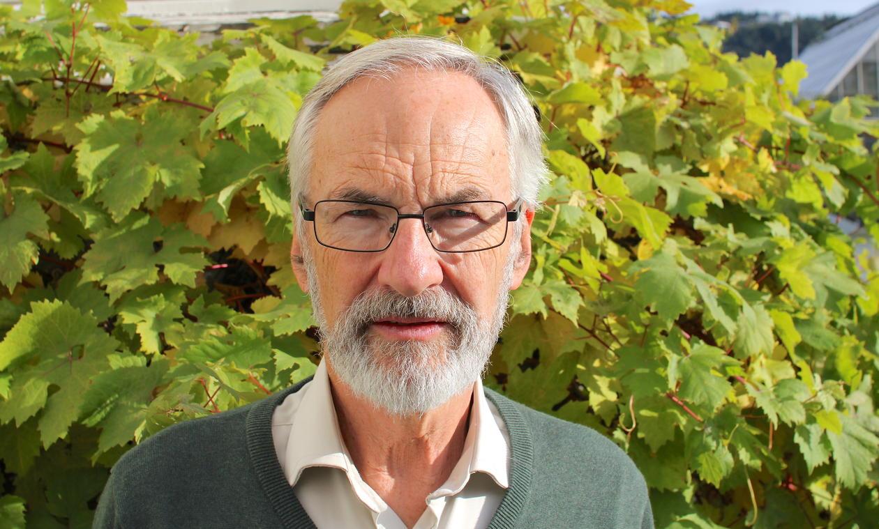 Sverre Bagge har leia CMS i 10 år.