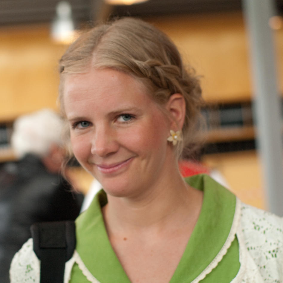 Ingrid Cecilia Holthe