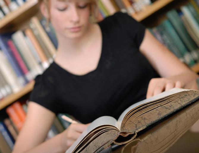 Bachelorprogram i litteraturvitskap