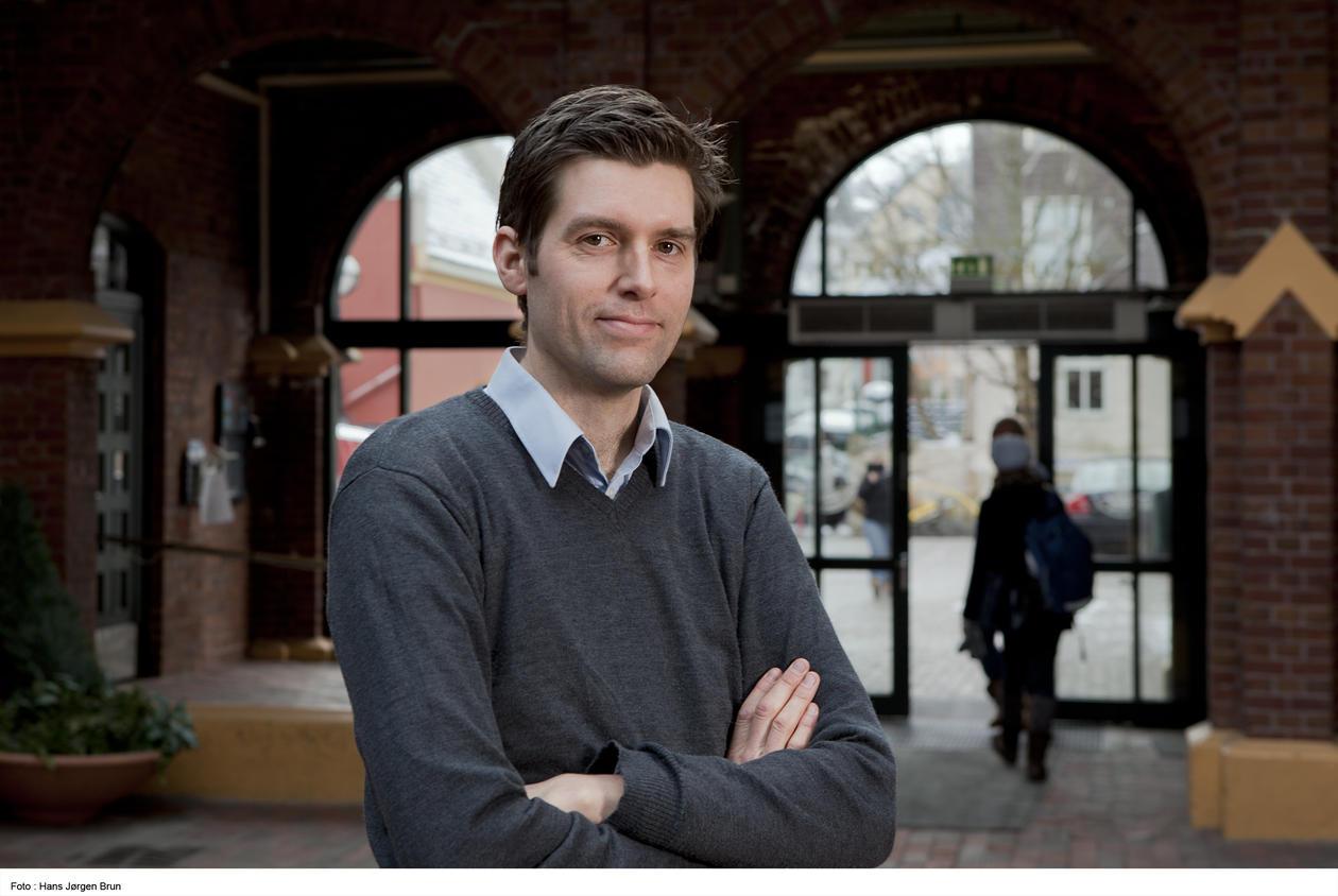 Jørn Jacobsen er postdoktor på Det juridiske fakultet.