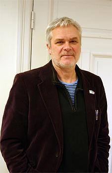 Førsteamanuensis Thor Øivind Jensen. (Arkivfoto: Walter Wehus)