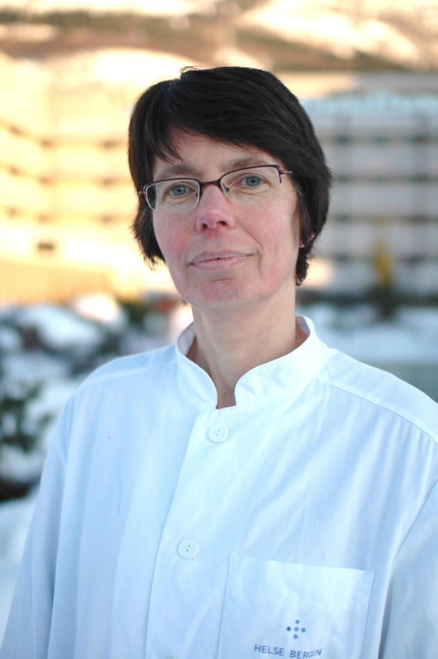 RETTSODONTOLOG: Anne Christine Johannessen er instituttleder på Gades institutt.