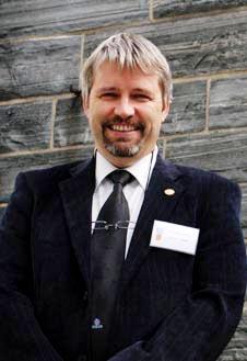 FØRSTE AV FLEIRE: Geir Anton Johansen håpar 7-fjellskonferansen Fornybar...