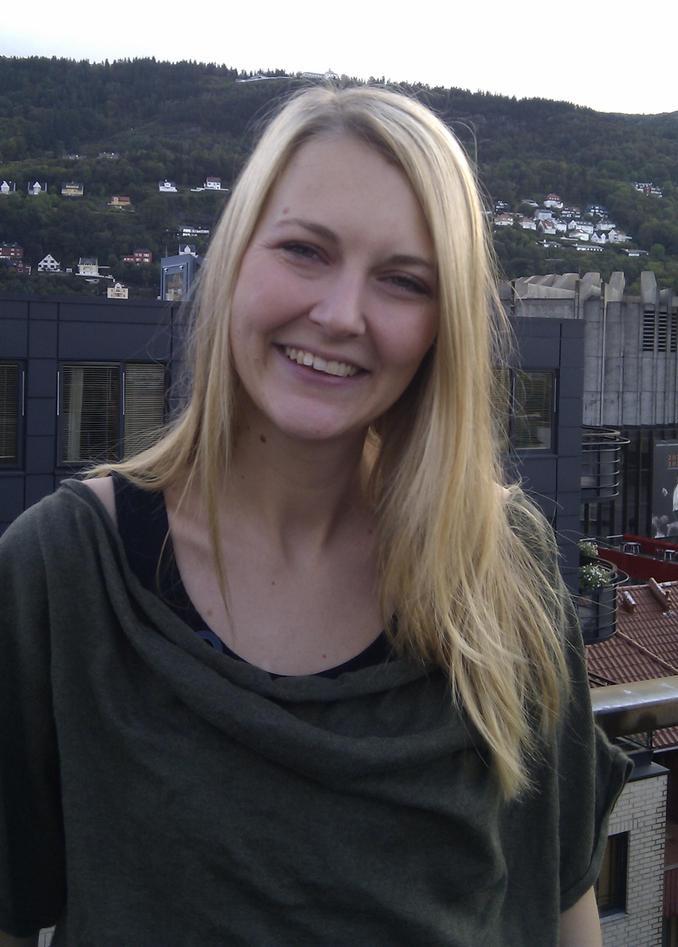 Samfunnsøkonom Katrine Vellesen Løken disputerer for PhD-graden ved UiB 1....
